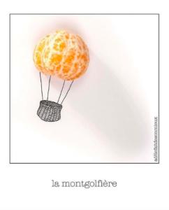 La montgolfière, © Adèle Fugère