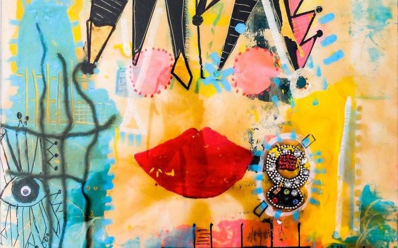 Isabelle Carbuccia, matières, couleurs et caractère
